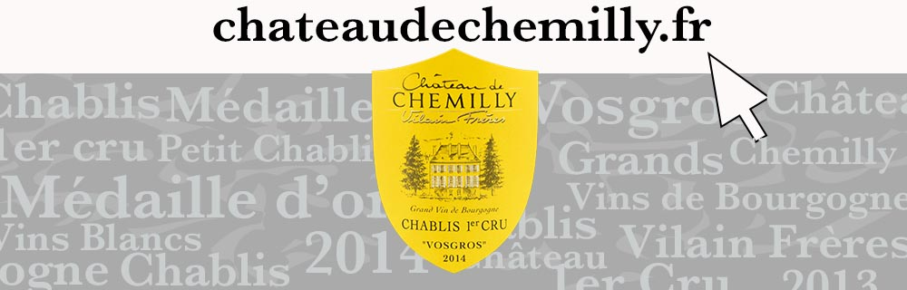 CHATEAU DE CHEMILLY